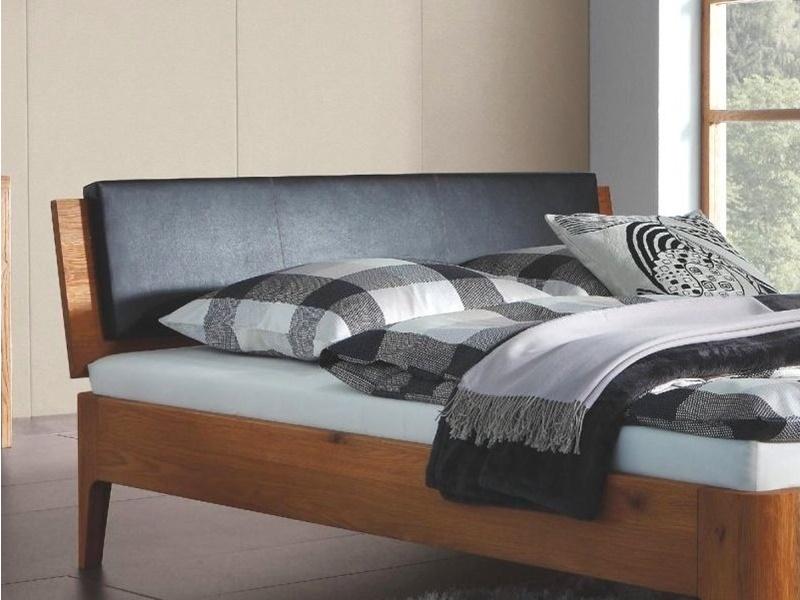 Lit varus en chne massif hasena fabricant suisse meuble for Meubles en rotin suisse