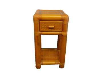 Sellette Bambou 1 tiroir