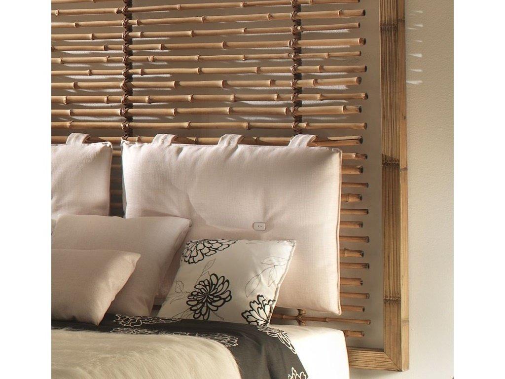 Chambre Weng: Lit Isla En Bambou Haut De Gamme. Meuble Pour La Chambre