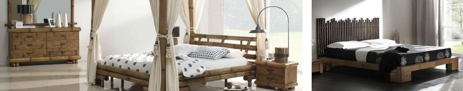 Lits en bambou : meubles haut de gamme en provenance d'Indonésie