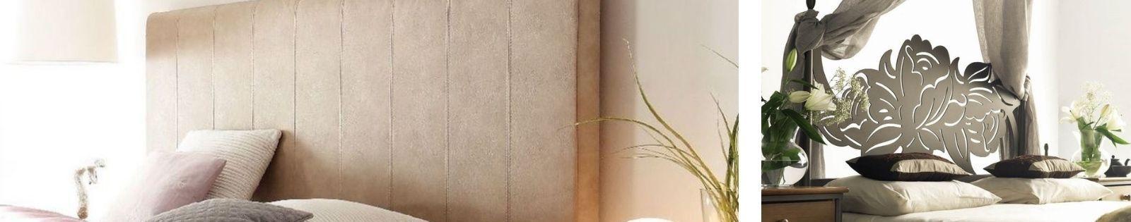 Tête de lit haut de gamme en bois massif, bambou, rotin, fer forgé - Le Monde du Lit