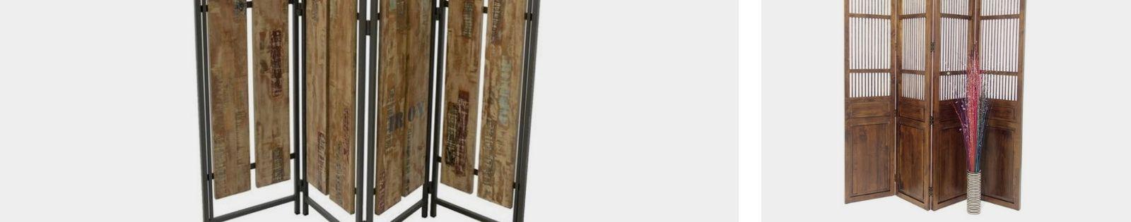 Paravents : meubles de qualité. Haut de gamme. Le Monde du Lit