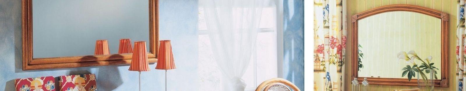 Miroirs : meubles de qualité. Haut de gamme. Le Monde du Lit