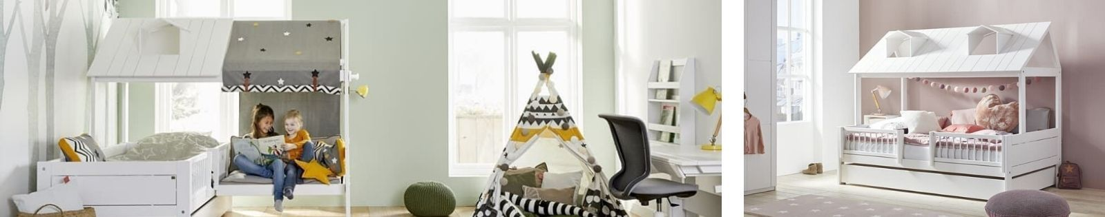 Lits cabane : meubles haut de gamme de qualité. Le Monde du Lit