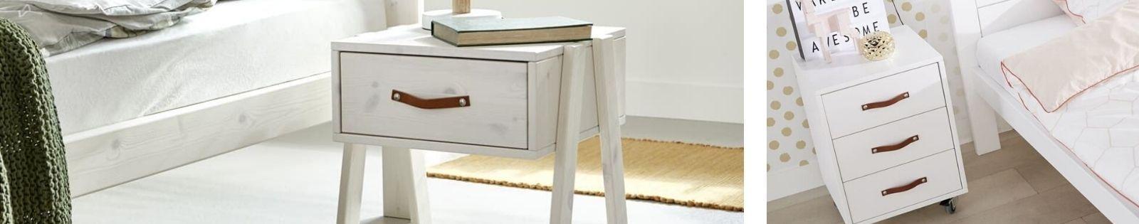 Chevets pour enfants : meubles haut de gamme. Le Monde du Lit