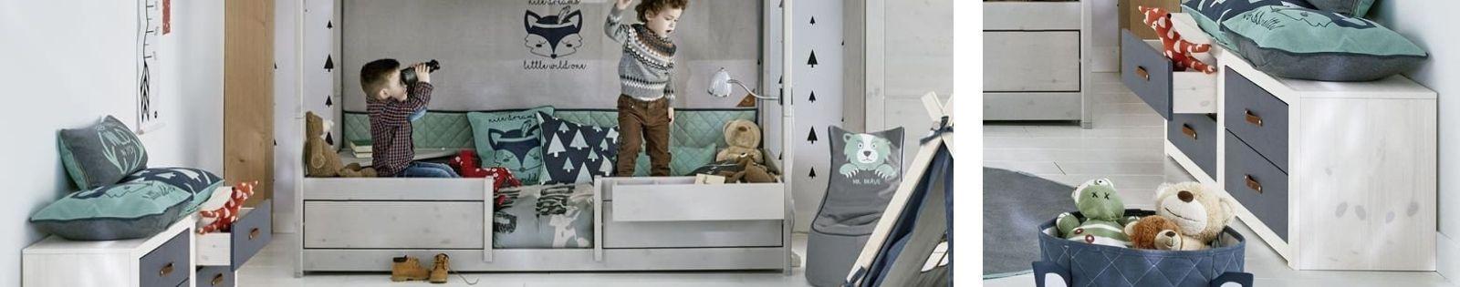Commodes pour enfants : meubles haut de gamme. Le Monde du Lit