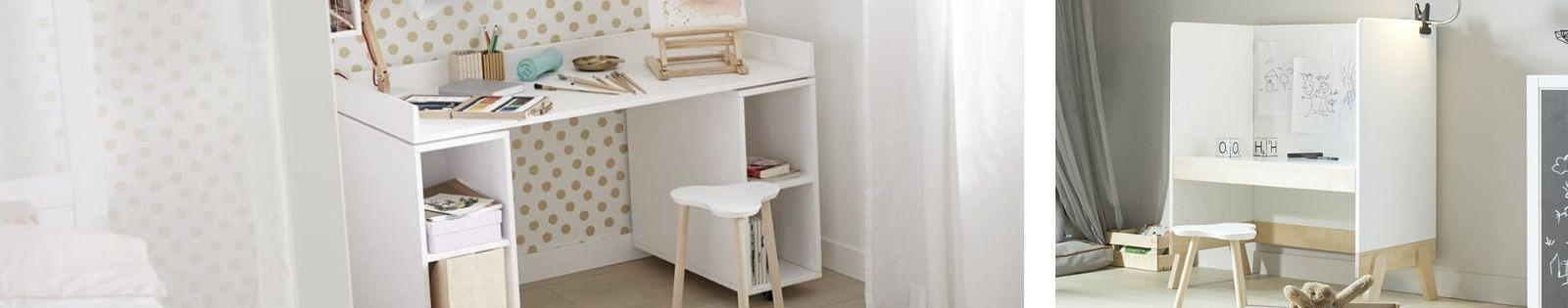 Bureaux pour enfants : meubles haut de gamme. Le Monde du Lit