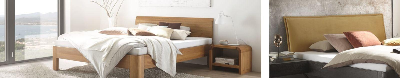 HASENA : GAMME OAK LINE. Meubles pour votre chambre en chêne massif.