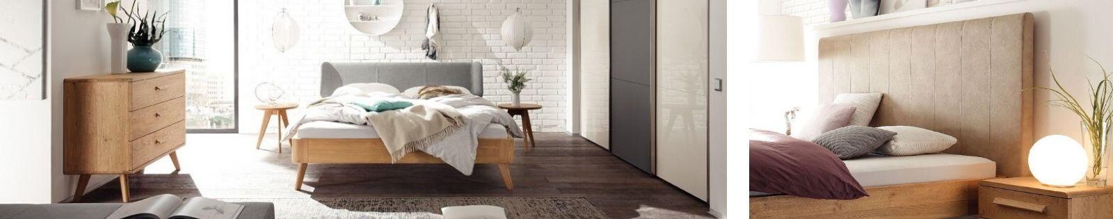 HASENA : GAMME OAK BIANCO, meubles en chêne massif pour la chambre.