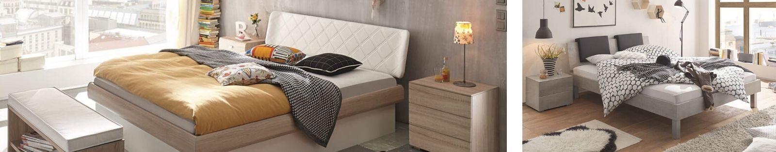 HASENA : GAMME SOFT LINE. Meubles haut de gamme pour votre chambre.